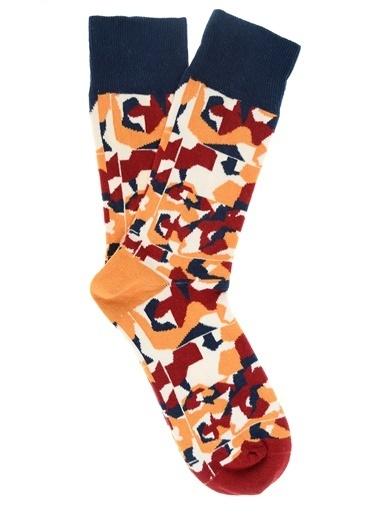 Pixter&Bro Soket Çorap Haki